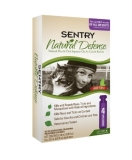 Natural Defense F&t Sqz On Cat Sentry Natural Defense Flea & Tick Squeeze On Cat All Weights Ea