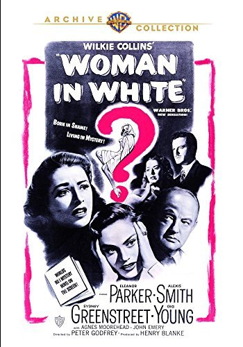 Woman In White (1948) Woman In White (1948) Made On Demand