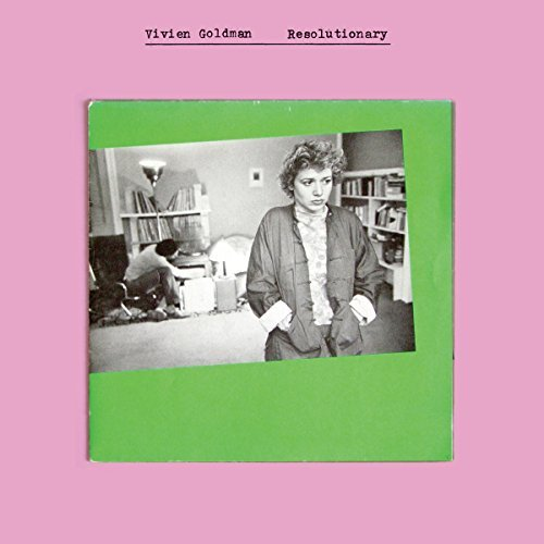 Vivien Goldman Resolutionary (songs 1979 1982) Lp