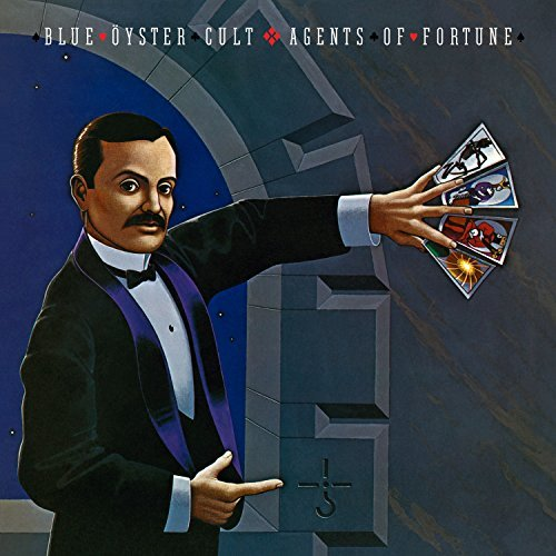 Blue Öyster Cult Agents Of Fortune 40th Anniver
