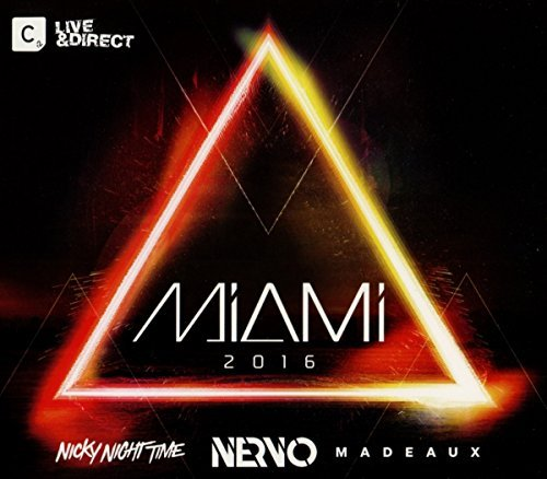 Various Artist Miami 2016 (mixed By Nervo N