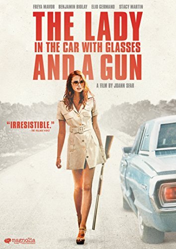 Lady In The Car With Glasses & A Gun Lady In The Car With Glasses & A Gun DVD Nr