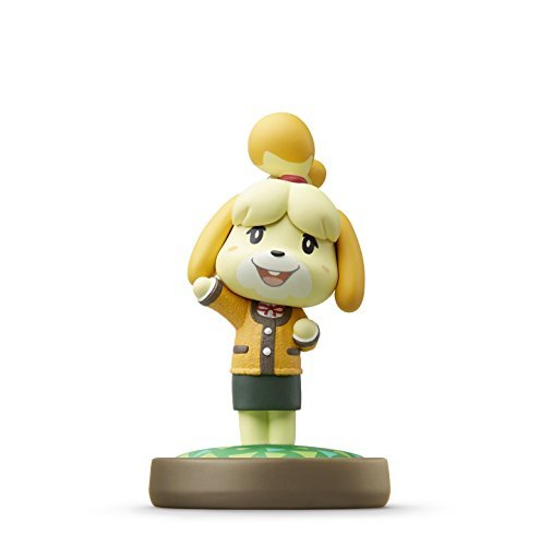 Amiibo Animal Crossing Isabelle Winter Outfit Amiibo