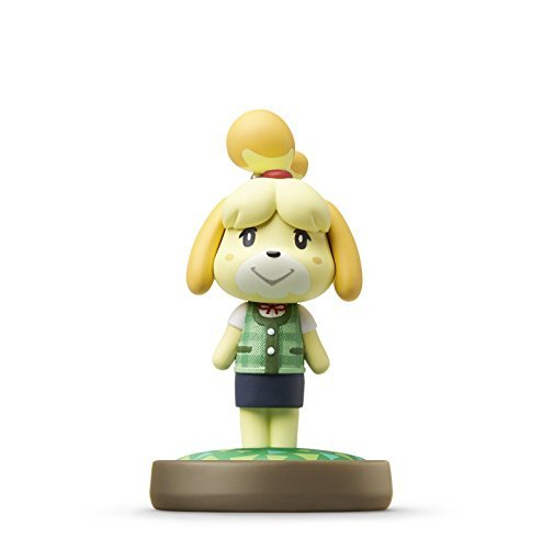 Amiibo Animal Crossing Isabelle Summer Outfit Amiibo