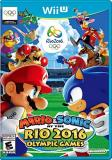 Wii U Mario & Sonic At The Rio 2016 Olympic Games