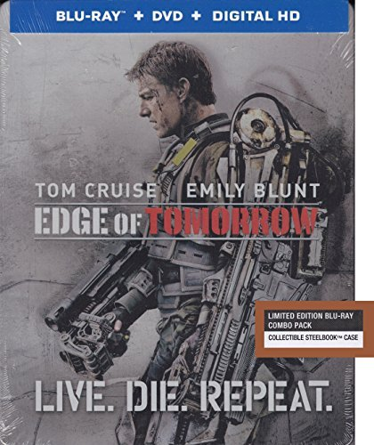 Live Die Repeat Edge Of Tomorrow Live Die Repeat Edge Of Tomorrow