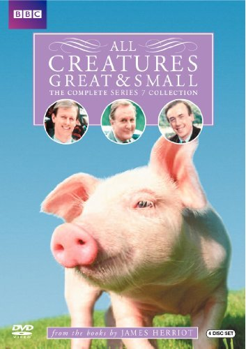 All Creatures Great & Small Complete Series 7 Collection Repackage Nr