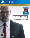 Ps4 Hitman First Season Steelbook Edition