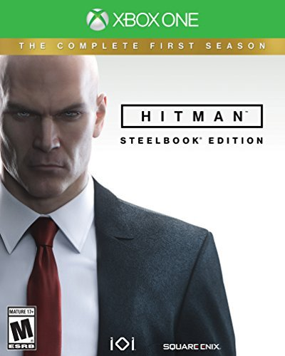 Xbox One Hitman First Season Steelbook Edition