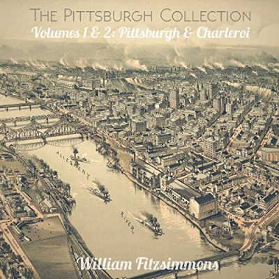 William Fitzsimmons Pittsburgh Coll 1 & 2 Pittsbur