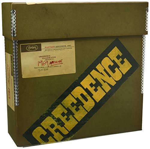 Ccr ( Creedence Clearwater Rev 1969 Box Set