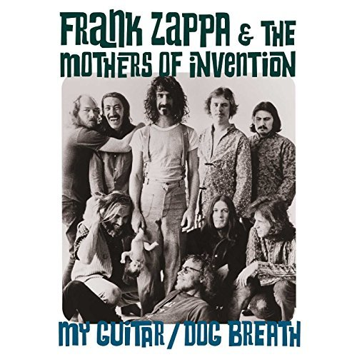 Frank Zappa My Guitar Dog Breath
