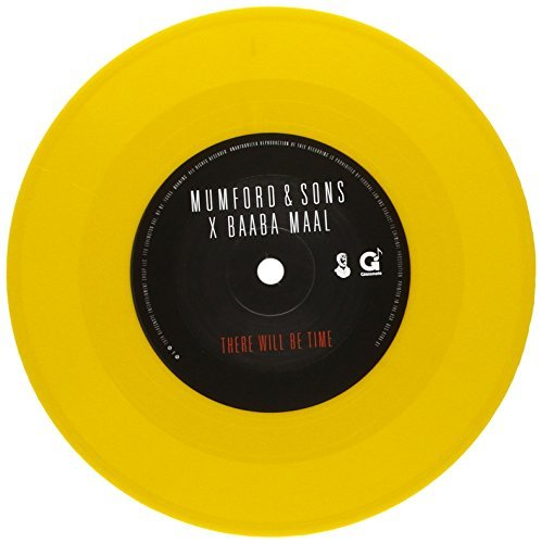 Mumford & Sons + Baaba Maal There Will Be Time 7""