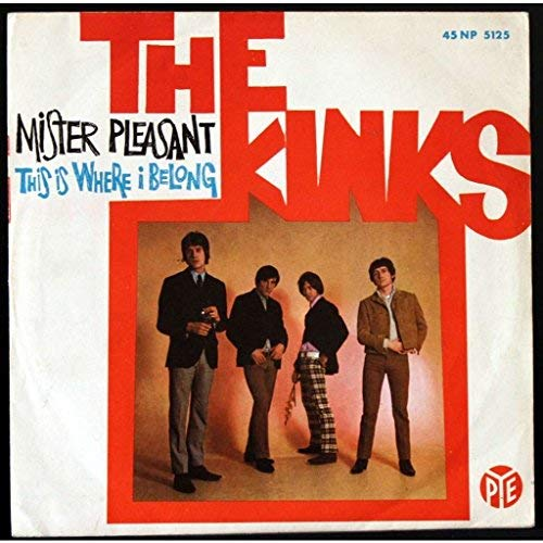 Kinks Mister Pleasant