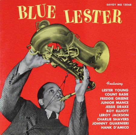 Lester Young Blue Lester