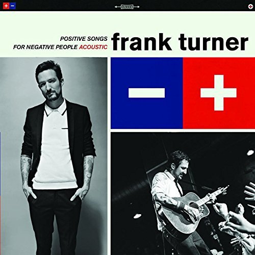 Frank Turner Positive Songs For Negative Pe
