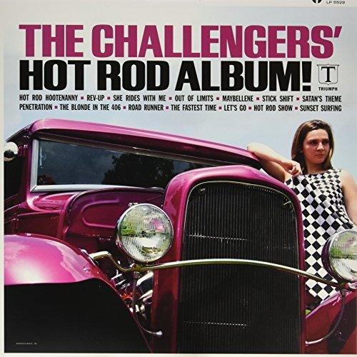 The Challengers Hot Rod Album