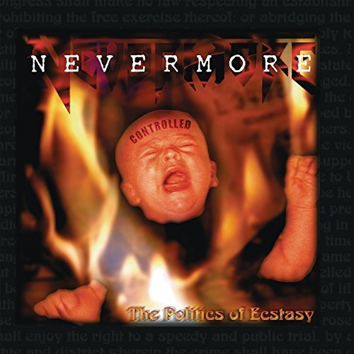 Nevermore Politics Of Ecstasy 20 Year Anniversary