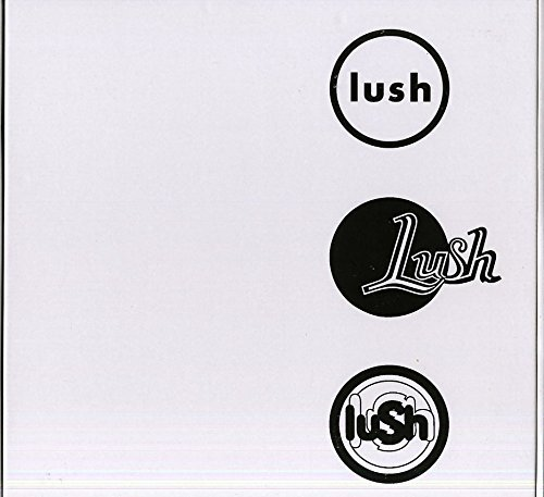 Lush Origami 5lp Colored (clear Silver Red Pink And Yellow) Vinyl Includes Digital Download