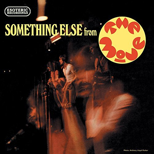 Move Something Else From The Move 7 Inch Vinyl Single (33rpm)