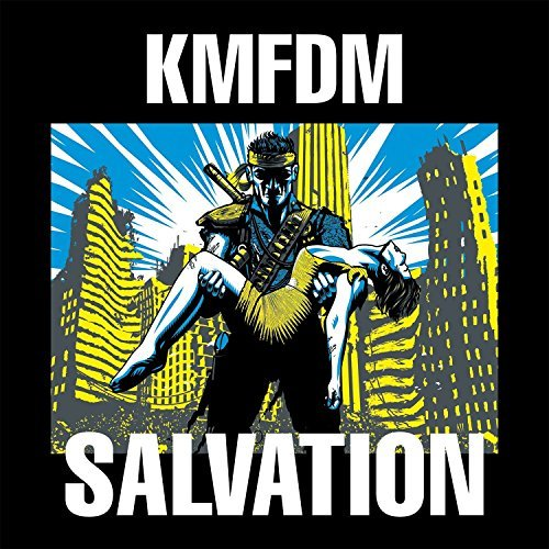 Kmfdm Salvation Ep Record Store Day Exclusive Vinyl Release Of The Stomping New Kmfdm Ep!