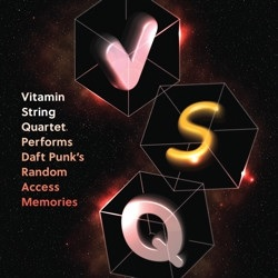 Vitamin String Quartet Daft Punk's Random Access Memo