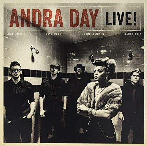 Andra Day Andra Day Live