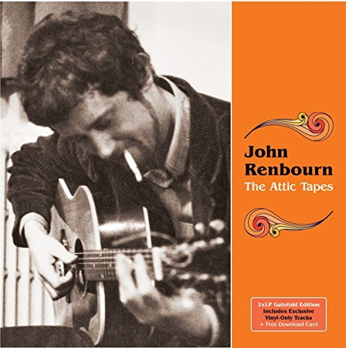 John Renbourn Attic Tapes 2lp Includes Digital Download