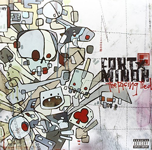 Fort Minor Rising Tied (coke Bottle Green Vinyl) Explicit Version