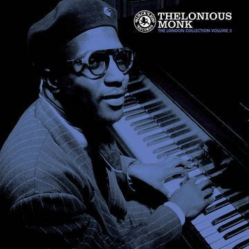 Thelonious Monk London Collection 3 180 Gram Clear Vinyl