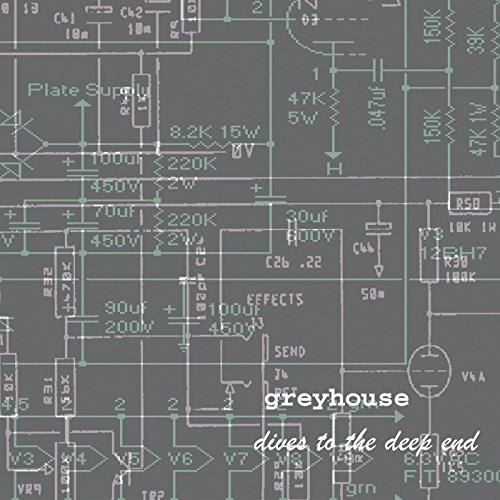 Greyhouse Dives To The Deep End 2lp