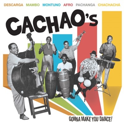 Cachao Cachao's Gonna Make You Dance! 2lp