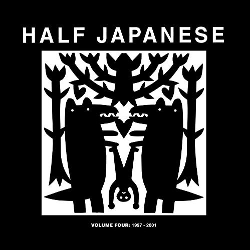 Half Japanese Volume 4 1997 2001 3lp Boxset W Dl