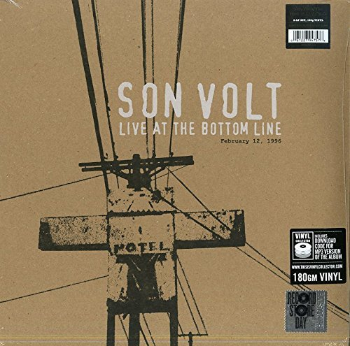 Son Volt Live At The Bottom Line 2 12 9