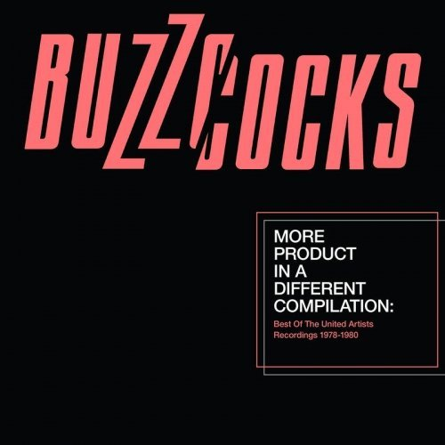 Buzzcocks More Product In A Different Co 2lp Orange Vinyl