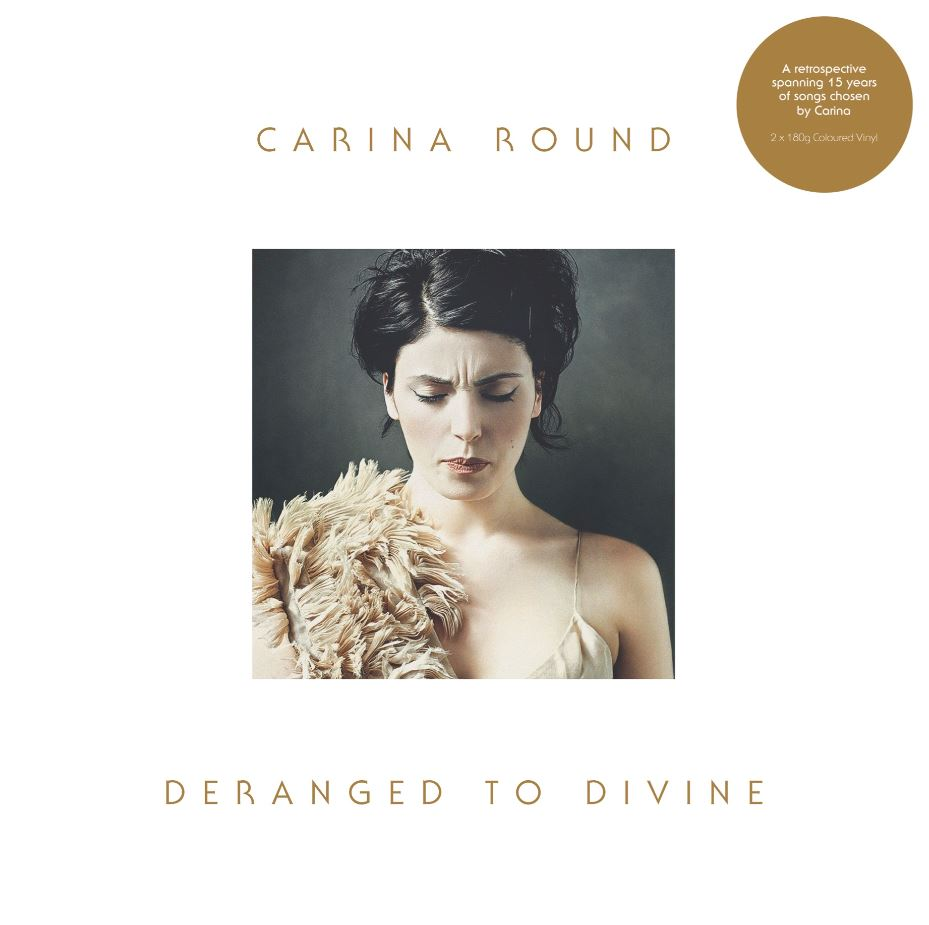 Carina Round Deranged To Divine 2lp 180g Colour Vinyl