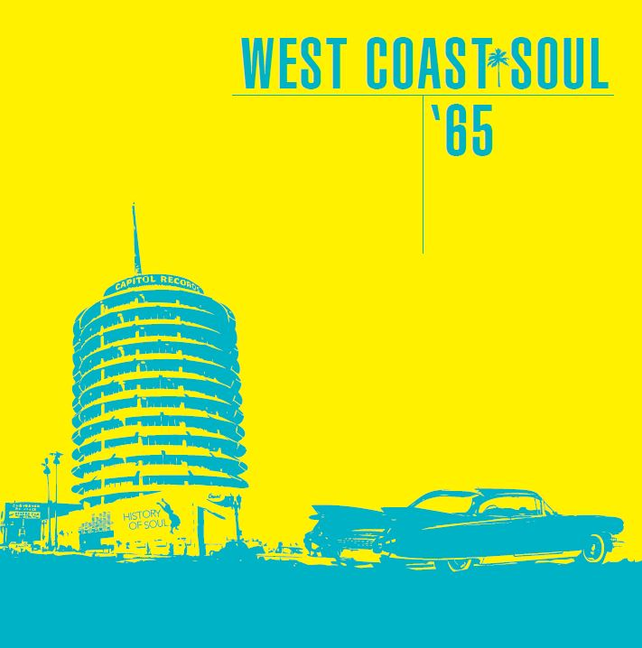 Various Artist West Coast Soul '65