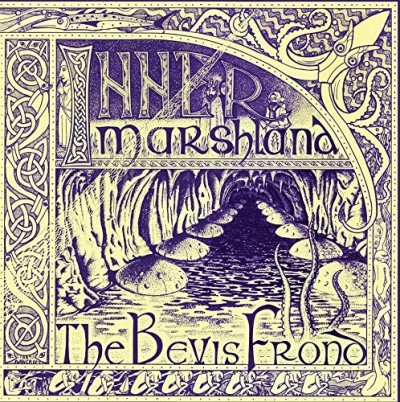 Bevis Frond Inner Marshland Transparent Deep Purple Vinyl Bonus Tracks On Download Limited To 500