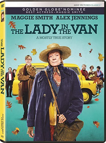 Lady In The Van Smith Jennings Broadbent DVD Pg13