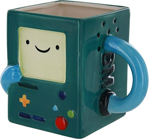 Molded Mug Adventure Time Bmo Mug