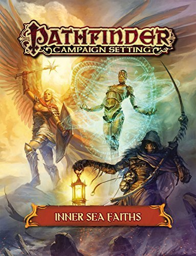 Paizo Publishing Pathfinder Campaign Setting Inner Sea Faiths