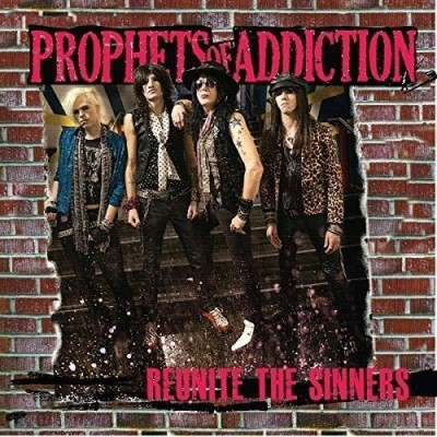 Prophets Of Addiction Reunite The Sinners
