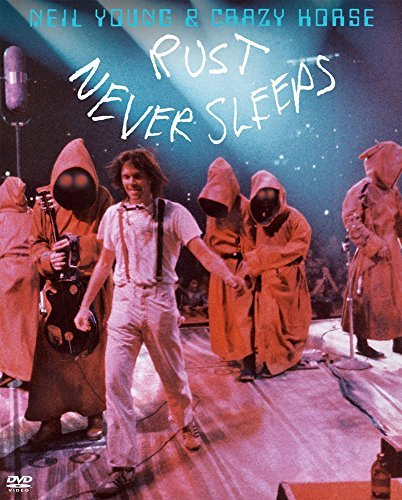 Neil Young & Crazy Horse Rust Never Sleeps (dvd)