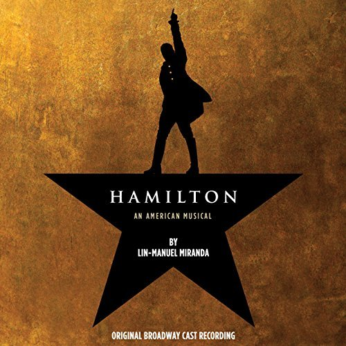 Hamilton Original Broadway Cast Recording Explicit 4lp