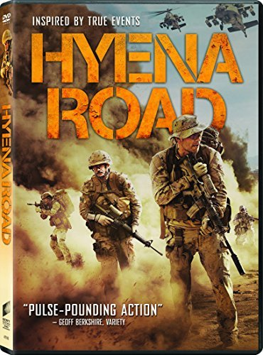 Hyena Road Sutherland Cross Johnson DVD R
