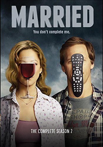 Married The Complete Season 2 Married The Complete Season 2 This Item Is Made On Demand Could Take 2 3 Weeks For Delivery