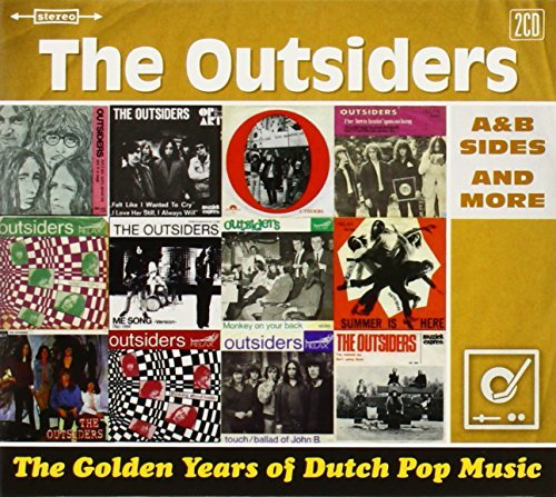 Outsiders Golden Years Of Dutch Pop Musi Import Nld Digipak