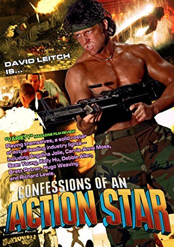 Confessions Of An Action Star Confessions Of An Action Star DVD Nr