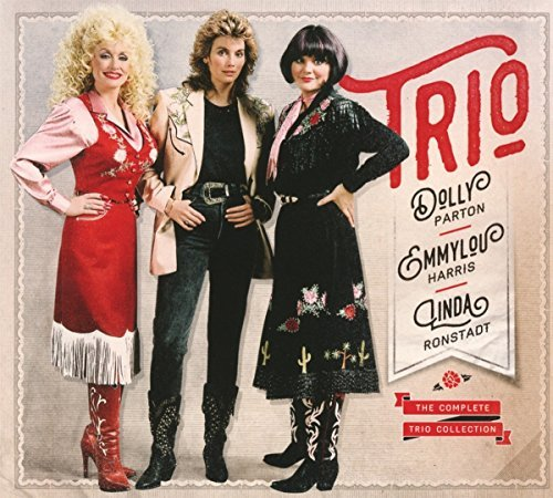 Dolly Parton Linda Ronstadt & Emmylou Harris Complete Trio Collection (deluxe) 3cd