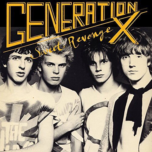Generation X Sweet Revenge Lp